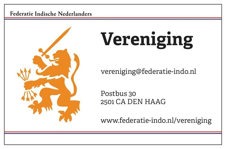 Vereniging Federatie Indische Nederlanders - © Federatie Indische Nederlanders