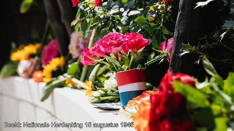 Nationale Herdenking 15 augustus 1945 - © Federatie Indische Nederlanders